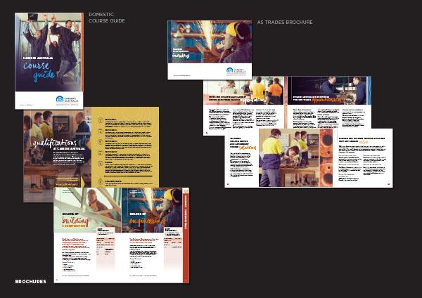 Careers Australia Brochures