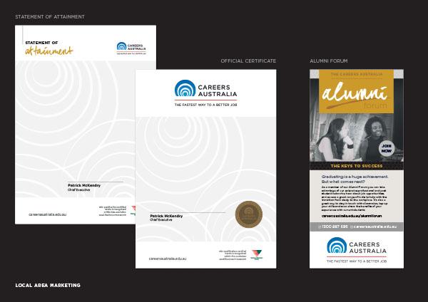 Careers Australia Certificates