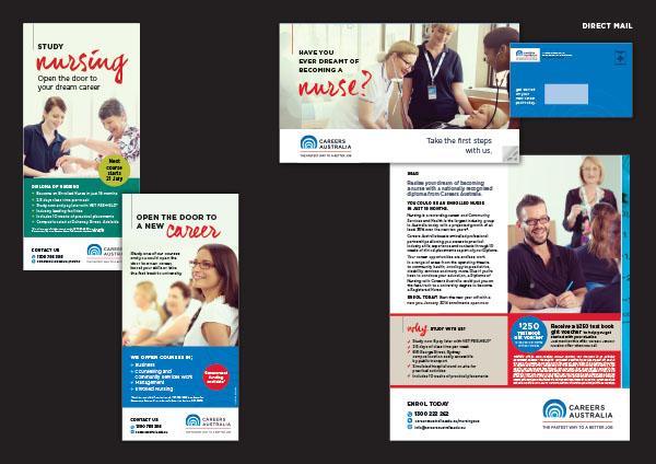 Careers Australia Direct Marketing