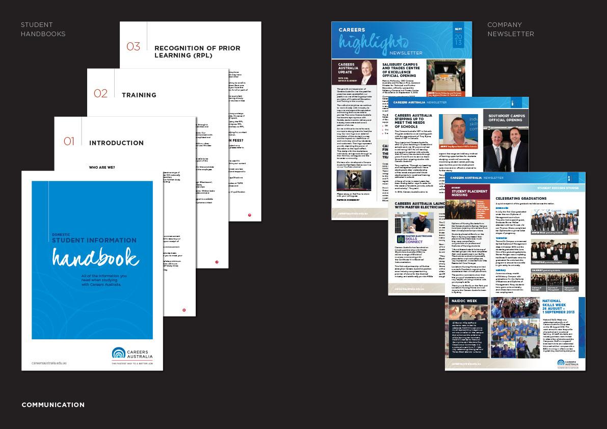 Careers Australia Documents