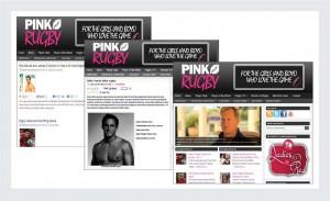 Pink Rugby Portfolio | Irene Watt | Marketing Consultant | Brisbane | Australia