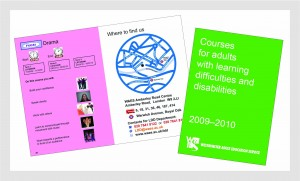 WAES Learning Difficulties Prospectus | Irene Watt | Marketing Consultant | Brisbane | Australia