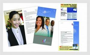 WBS Brochures and E-Campaign | Irene Watt | Marketing Consultant | Brisbane | Australia