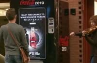 Coke Zero 007 ad