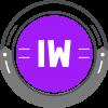 IW Logo Stamp